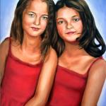 Azizdochtersschilderijportret