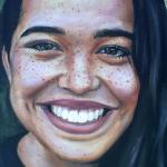Portret van een bekende