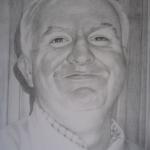 Portret van een vader